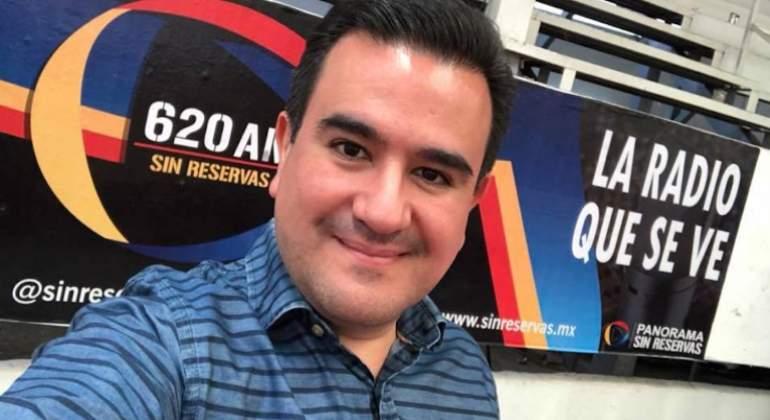 Asesinan al periodista Juan Carlos Huerta al salir de su casa
