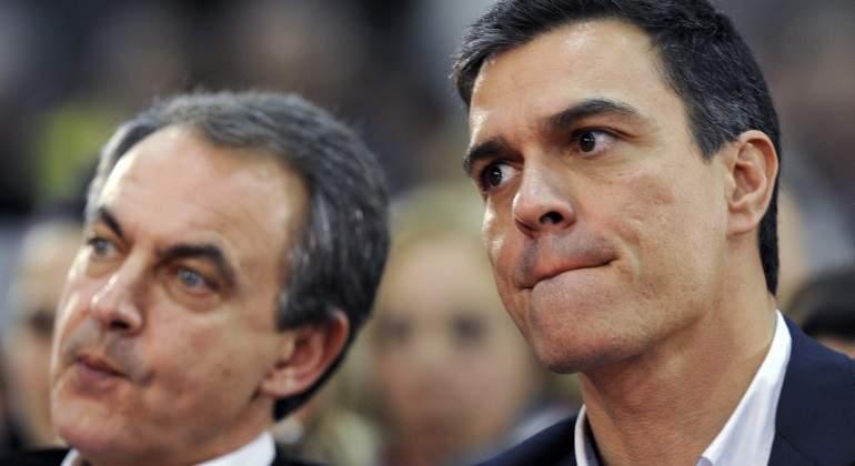 El conflicto con Cataluña tiende puentes entre Pedro Sánchez y Zapatero -  elEconomista.es