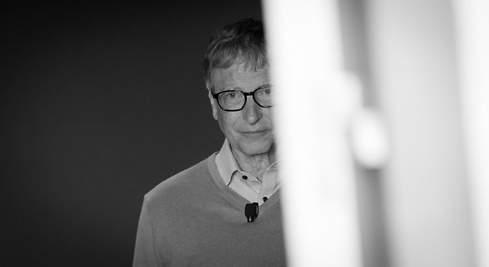 Bill Gates prevé un mundo pospandemia con un tercio menos de horas de oficina y la mitad de viajes de negocio - elEconomista.es
