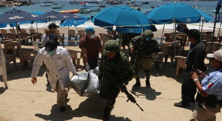 En las últimas horas, son asesinadas seis personas en Acapulco