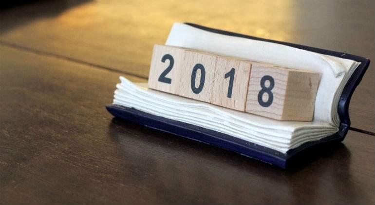 Resultado de imagen de calendarios CGT 2018