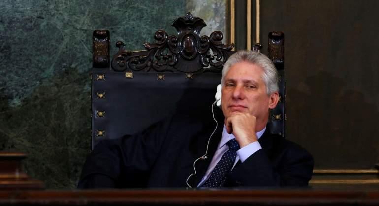 Miguel Díaz-Canel, elegido nuevo presidente de Cuba