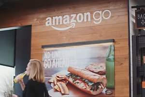 Llega (un año tarde) Amazon Go