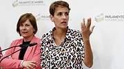 El PSN da a Geroa Bai la presidencia de la Mesa del Parlamento de Navarra, en la que entra EH Bildu