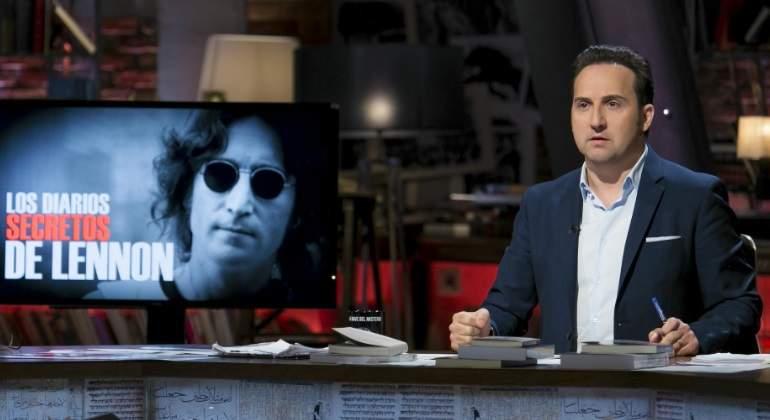 Iker Jiménez descubre los diarios secretos de John Lennon en \'Cuarto ...