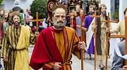 Procesin de Semana Santa en Espaa