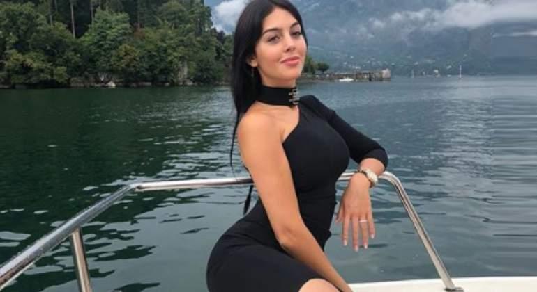 Georgina Rodríguez Lujo Glamour Y Marcas Caras En Italia