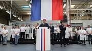 Macron inicia su ofensiva para repatriar la producción de vehículos