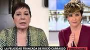 Celia Villalobos sorprende a Sonsoles Ónega con su opinión sobre Rocío Carrasco