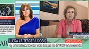 Margarita del Val: Este virus nos va a infectar a todos 100% antes o después, y varias veces