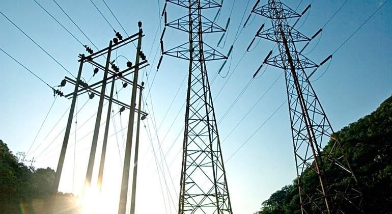 La demanda eléctrica registró, en enero, un descenso del 1%