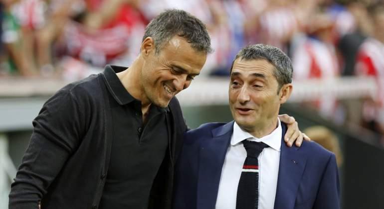 """""""Barselona""""  Valverde bilan muzokaralar olib borganini qat'iyan rad etdi"""