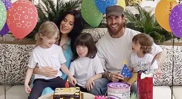 Pilar Rubio Y Sergio Ramos Celebran El Cumpleaños De Su Hijo Mayor Con Una Fiesta Por Todo Lo Alto Informalia Es
