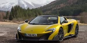 McLaren continúa imparable su ascenso en las ventas de deportivos de calle