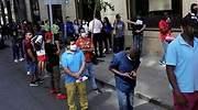 Desempleo en Chile se ubica en 10,2% en trimestre noviembre-enero