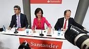 La banca liderada por Santander vuelve a tener el mayor peso en el Ibex, por encima de las eléctricas