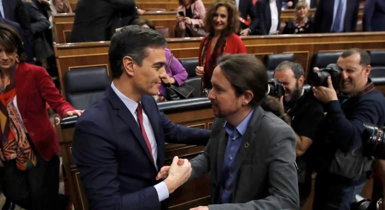 Las nueve promesas imposibles del Gobierno Sánchez-Iglesias