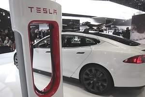 Accidente mortal en un Model S
