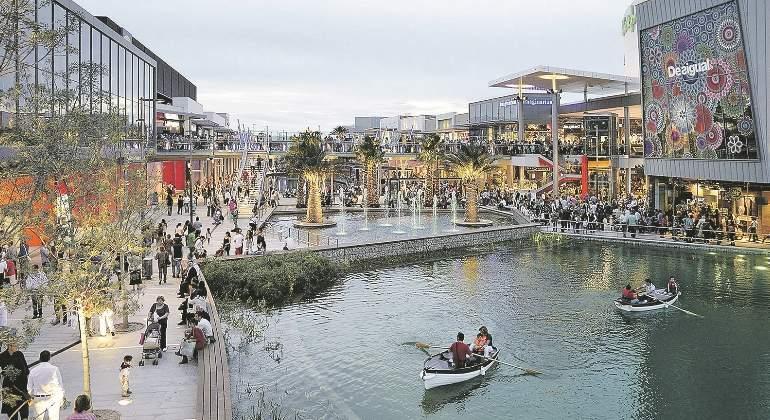 Alcobendas (Madrid) podría albergar el mayor centro comercial de Europa