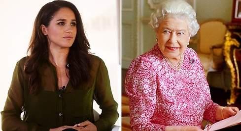 Cuando Meghan Markle conoció a Isabel II: tomaron el té juntas en Buckingham