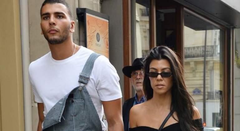 Kourtney Kardashian está 'frustrada' con su novio