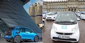 Un gigante alemán del carsharing: BMW (DriveNow) y Daimler (Car2go) se fusionan