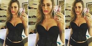 Sofía Vergara enciende la red con una foto muy hot