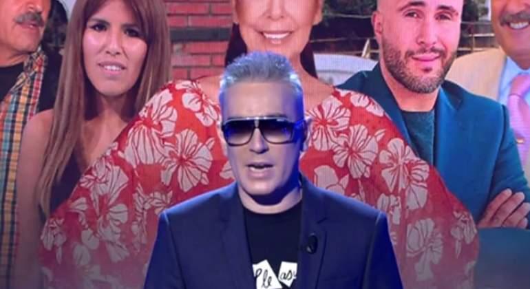 El Motivo Por El Que Kiko Hernández Lleva Gafas De Sol En Sálvame Este Martes Ecoteuve Es