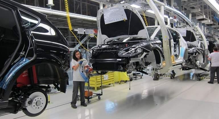 La industria recupera peso en España: vuelve a los niveles previos a la crisis