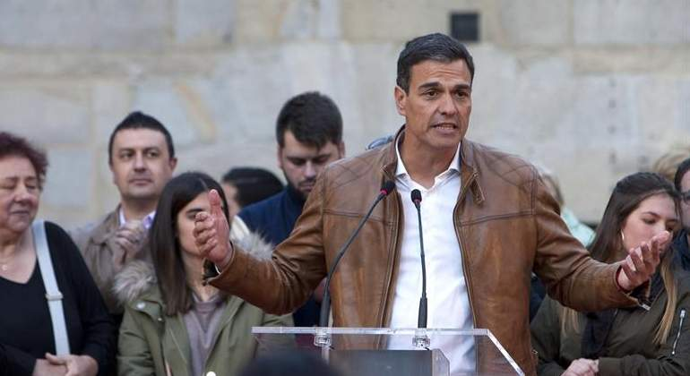 El PSOE no presentará una moción de censura contra Rajoy