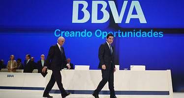 El BCE perturba los planes de BBVA para la sucesión de Francisco González