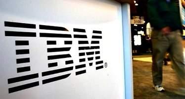 IBM ganó 6.807 millones de dólares hasta septiembre, un 7,7% menos