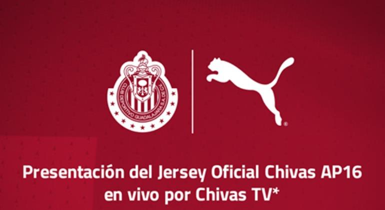 Chivas engrosa su rayado en nueva playera — MÉXICO