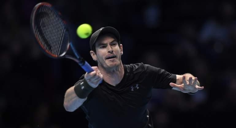 d9c0b23754 Andy Murray vence a Wawrinka y logra las semifinales como primero de grupo