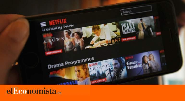 Netflix confirma una tarifa sólo para móvil y asegura que nunca tendrá publicidad