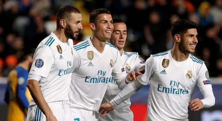 6645f780ed254 El Real Madrid ya conoce dos rivales y perfila el resto para la Champions  League