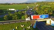 colombina camion