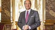 Riccardo Guariglia embajador de Italia en Espaa