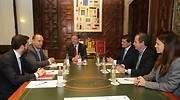 Reunin de la Sareb con la Generalitat Valenciana EE