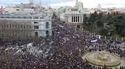 El informe de la Guardia Civil a la juez que investiga el 8-M: No se debería haber celebrado ninguna manifestación en Madrid