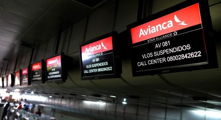 Pilotos de la aerolínea Avianca seguirán en huelga - economiahoy.mx
