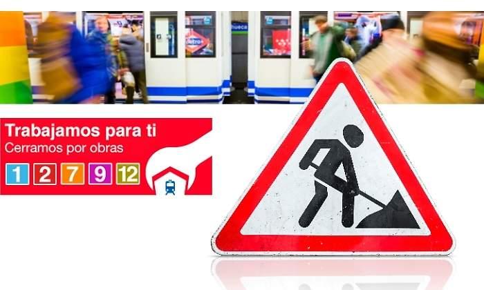 Metro De Madrid Informa Todo Lo Que Debe Saber Sobre Los Cortes
