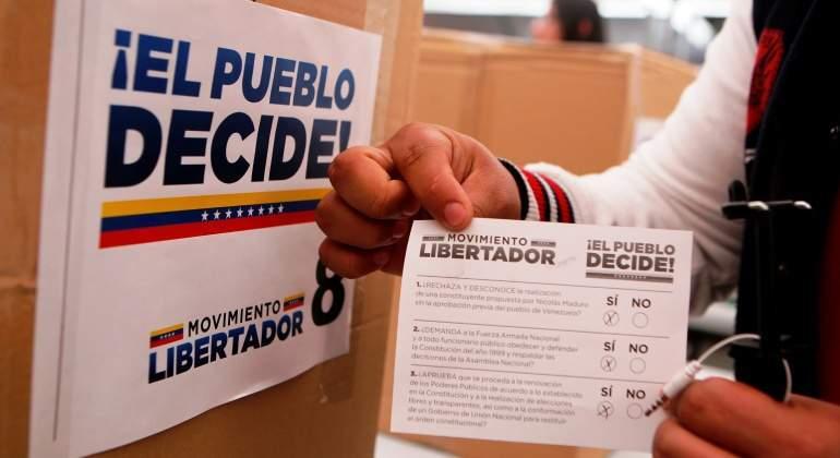 Programan para octubre elección de gobernadores — Venezuela