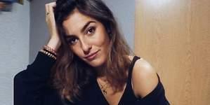 La hija de Paz Padilla se caga de miedo en Londres