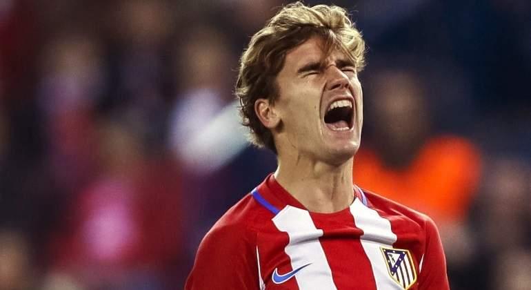 ¿Se acabó la Liga para el Atlético de Madrid tras la goleada recibida en el  derbi  9d506204808a4