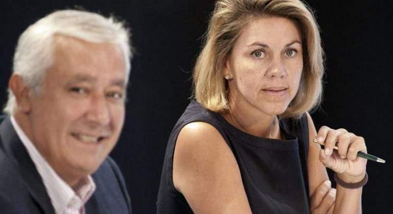 Cospedal encargó al excomisario Villarejo que investigase a Arenas cuando era secretaria general del PP
