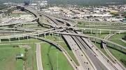 Proyecto de Ferrovial en la autopista LBJ Expressway en Dallas Texas EEUU