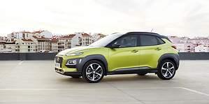 Probamos el nuevo Hyundai Kona, un pequeño SUV cargado de buenos argumentos