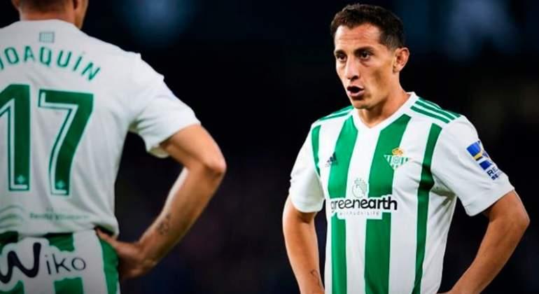 Andrés Guardado jugará la UEFA Europa League