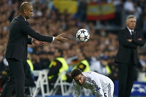 Guardiola hurga en el Madrid